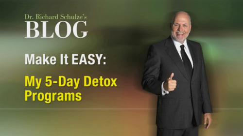 Make It EASY: My 5-Day Detox Programs