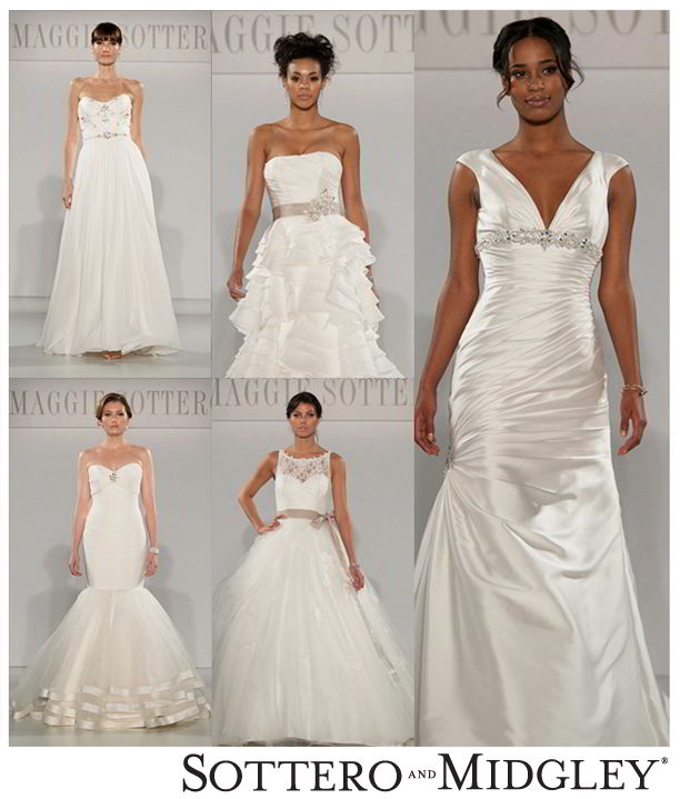Autumn Weddings and New York Bridal Market - Sottero & Midgley