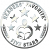 Reader's Favorite Five Star Seal