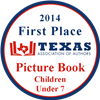2014 First Place Texas Picture Book