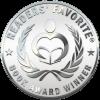 Reader's Favorite International Book Awards Silver Medal Winner