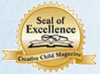 Creative Child Magazine Children's Book Award