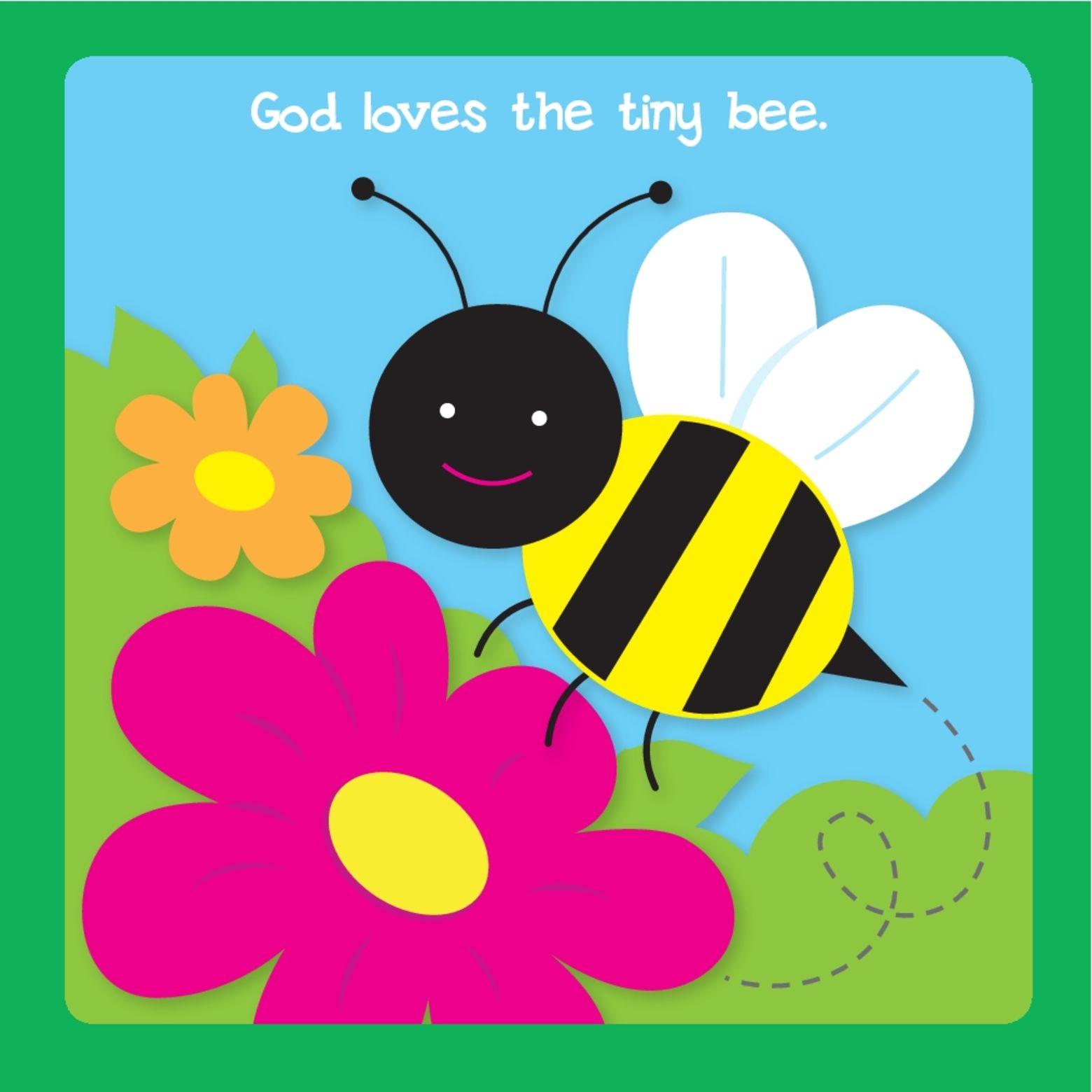 Reading God Loves Me by Kim Mitzo Thompson, Karen Mitzo Hilderbrand