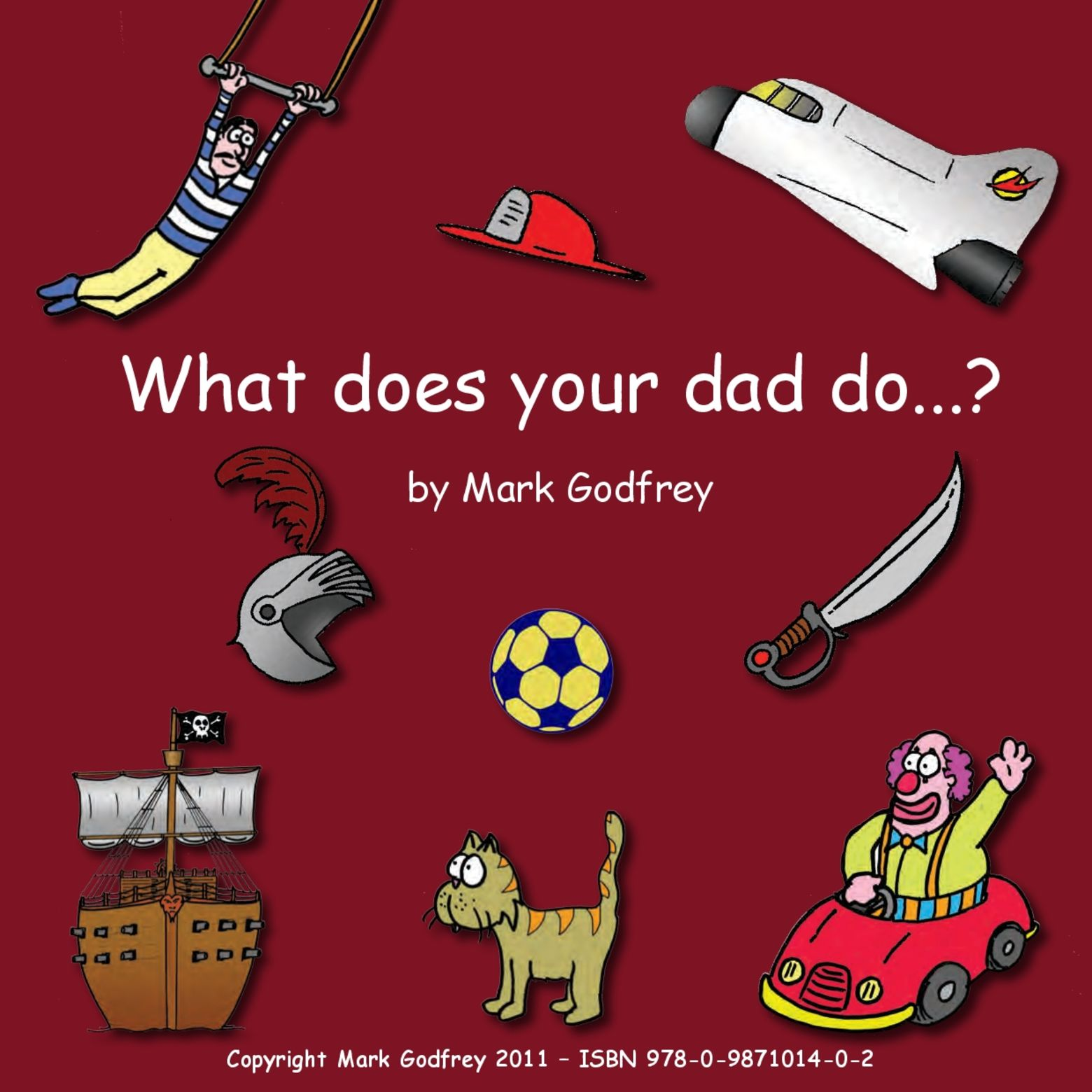 Reading What does your dad do? by Mark Godfrey | MagicBlox