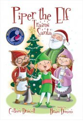 Book Review of Piper the Elf Trains Santa