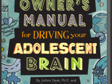 Book Review - The Owner's Manual for Driving your Adolescent Brain