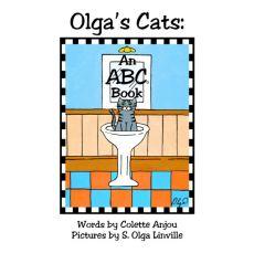 Olga's Cats, An ABC Book