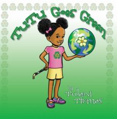Tutu Goes Green Children's Book