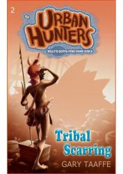 Tribal Scarring - Urban Hunters | Online Kid's Book