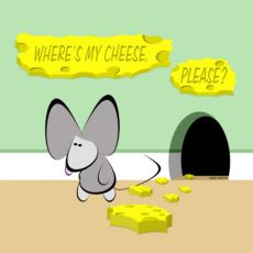 Where's My Cheese, Please?