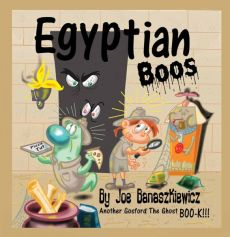 Gosford the Ghost- Egyptian Boos