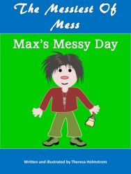 Max's Messy Day