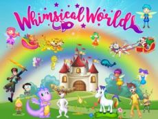 Whimsical World by Sheri Fink and Derek Taylor Kent