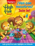 High Five Bilingue:  iVen con nostros! Join In