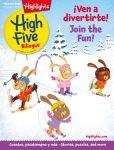 High Five Bilingue: iVen a divertirte! Join the Fun! 2020
