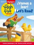 High Five Bilingue: iVamos a leer! Let's Read!