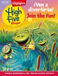 High Five Bilingue: iVen a divertirte! Join the Fun! June2020