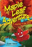 Maple Leaf Adventure: A Journey in the Wind