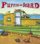 Puppies on Board | Online Kid's Book
