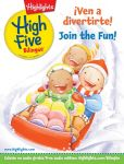 High Five Bilingue: iVen a divertirte! Join the Fun!
