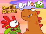 Om Nom - Omzilla Attacks!