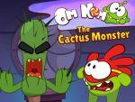 Om Nom - The Cactus Monster