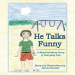 He Talks Funny  | MagicBlox Online Kid's Book
