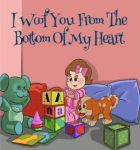 I Woof You From The Bottom Of My Heart | Online Kid's Book