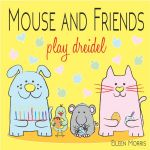 Mouse and Friends Play Dreidel