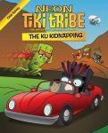 Braakus and the Hidden Humbug (Book #8 - Sportsmanship) Neon Tiki Tribe