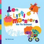 Ten Little Monsters Go to School