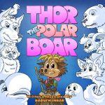 THOR THE POLAR BOAR | MagicBlox Online Kid's Book