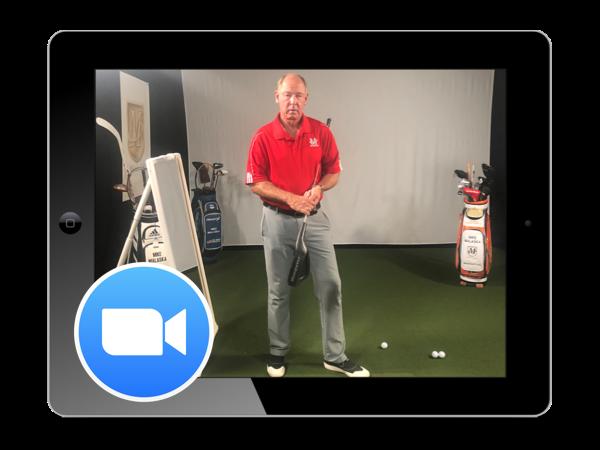 Malaska Golf, Mike Malaska, Zoom Golf Lesson, Live Golf Lesson, Private Lesson, Instruction