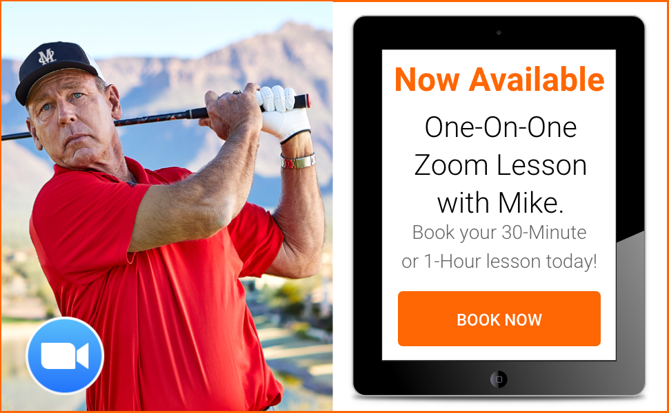 Mike Malaska, Malaska Golf, Private Lessons, Golf Lesson, Zoom Lesson