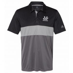Adidas - Merch Block Sport Shirt - Black-Grey