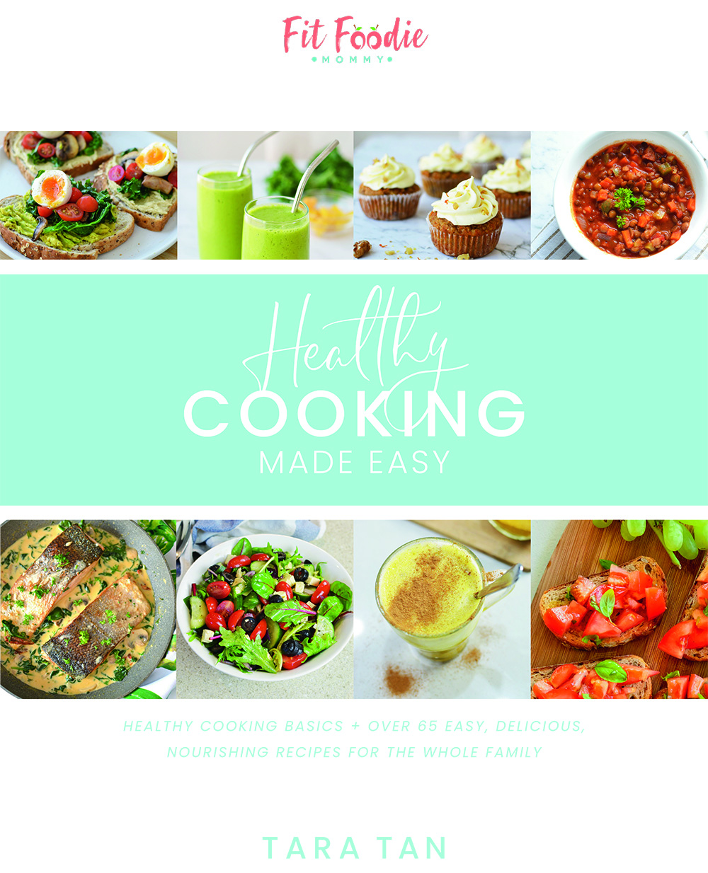 Healthy Cooking Made Easy Cover