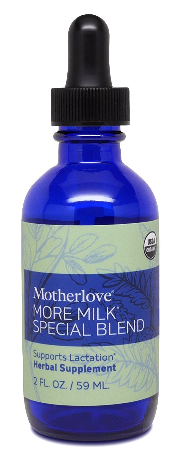 Increase breast milk supply with motherlove