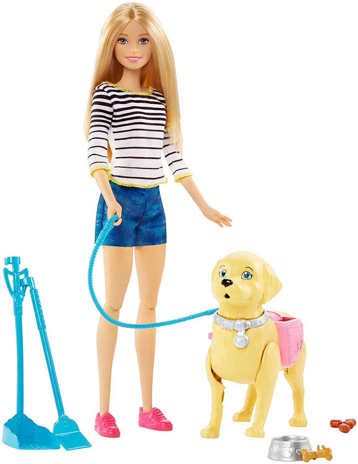 Barbie Girls Walk and Potty Pup