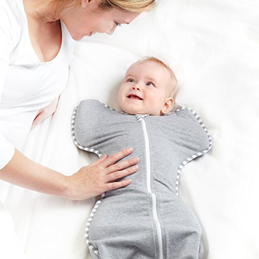 Using a baby swaddle for better sleep