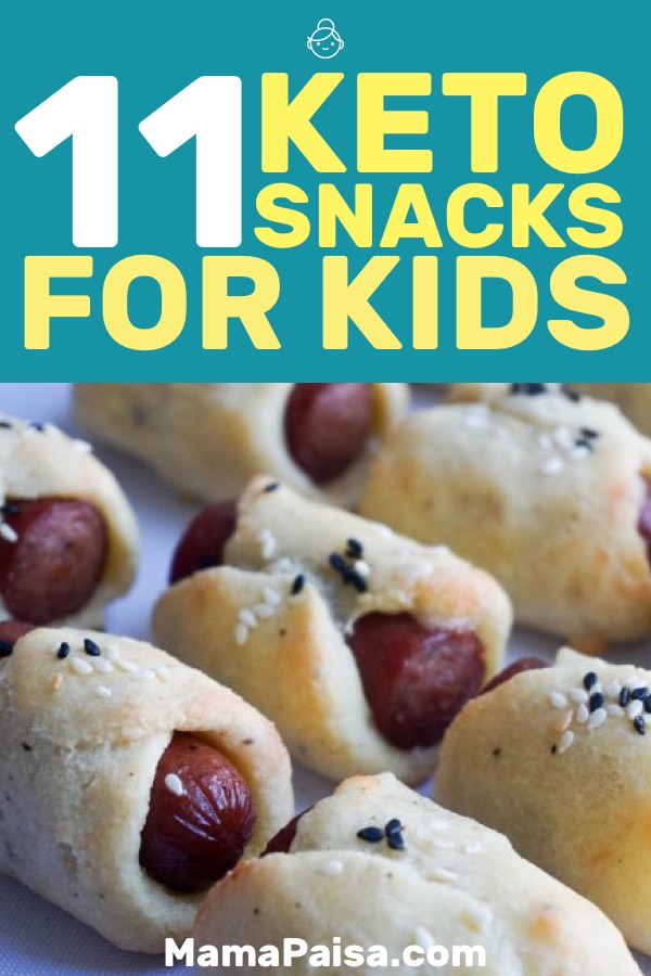 Keto Snacks for Kids: 11 Delicious Ketogenic Snacks Kids Love