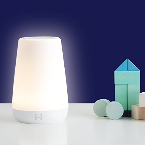 Help baby sleep with a night light.