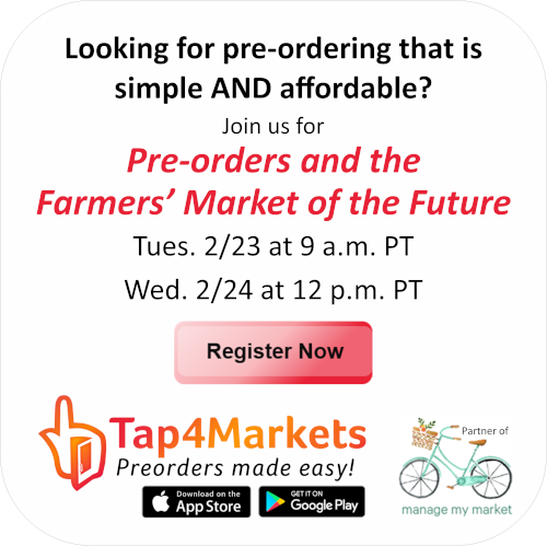 Join Our TAP webinar