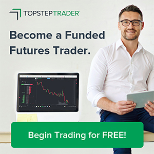 Topstep Trader Bottom Square