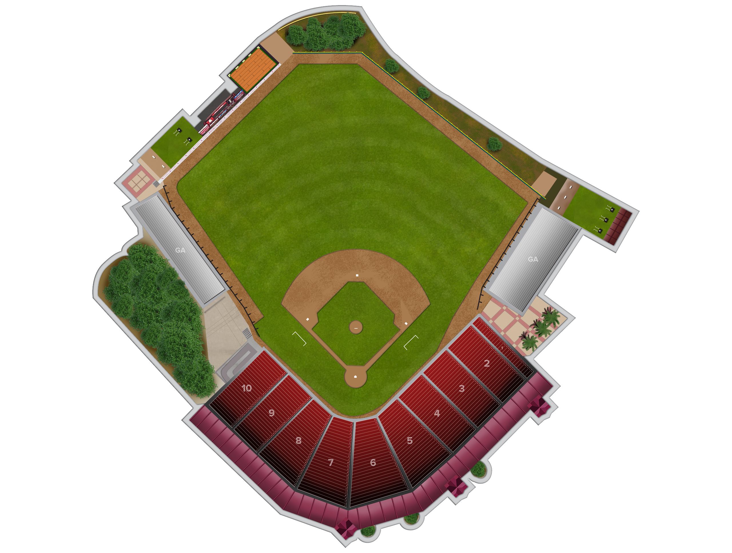 Dick Howser Stadium Tickets