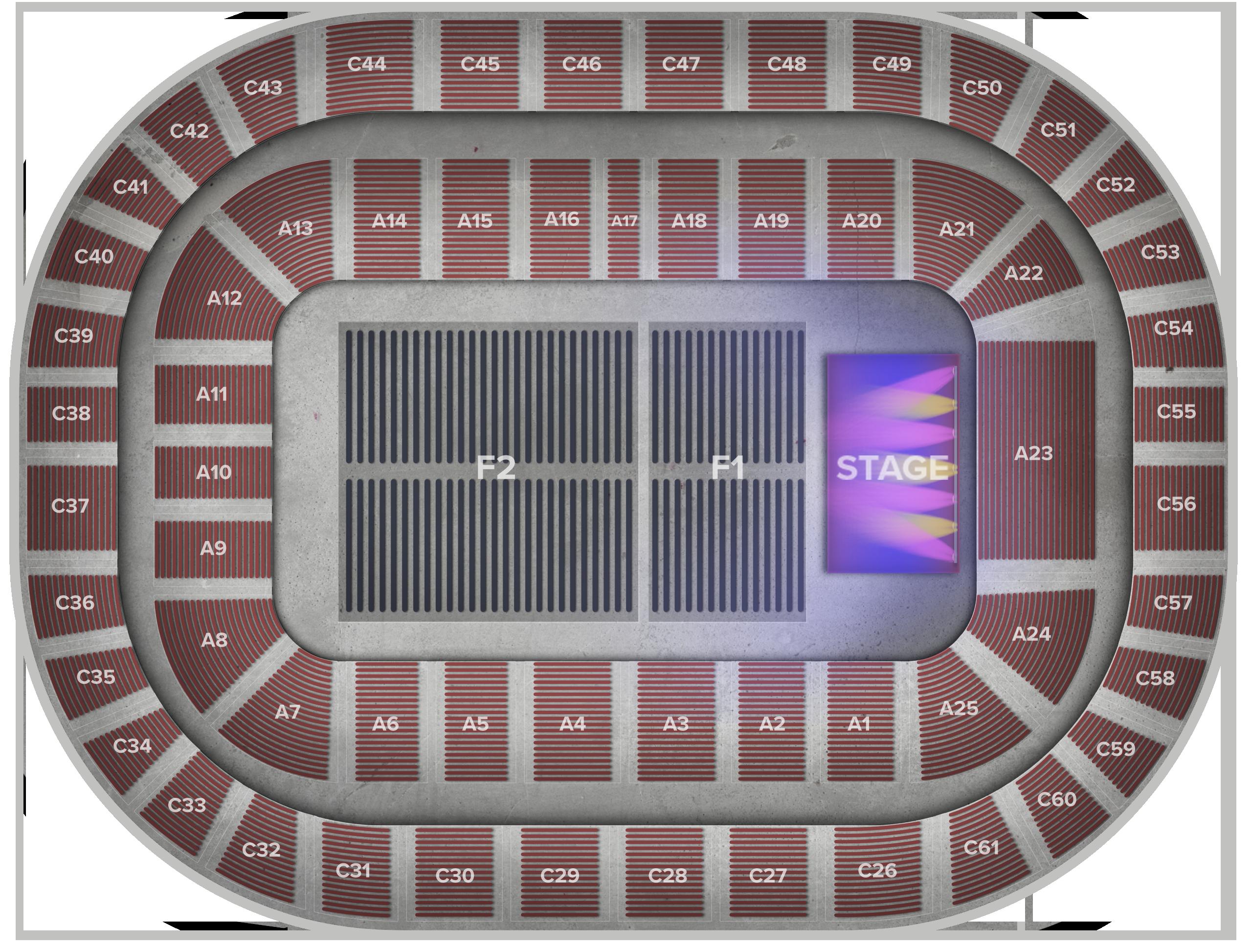 Ford Idaho Center Tickets