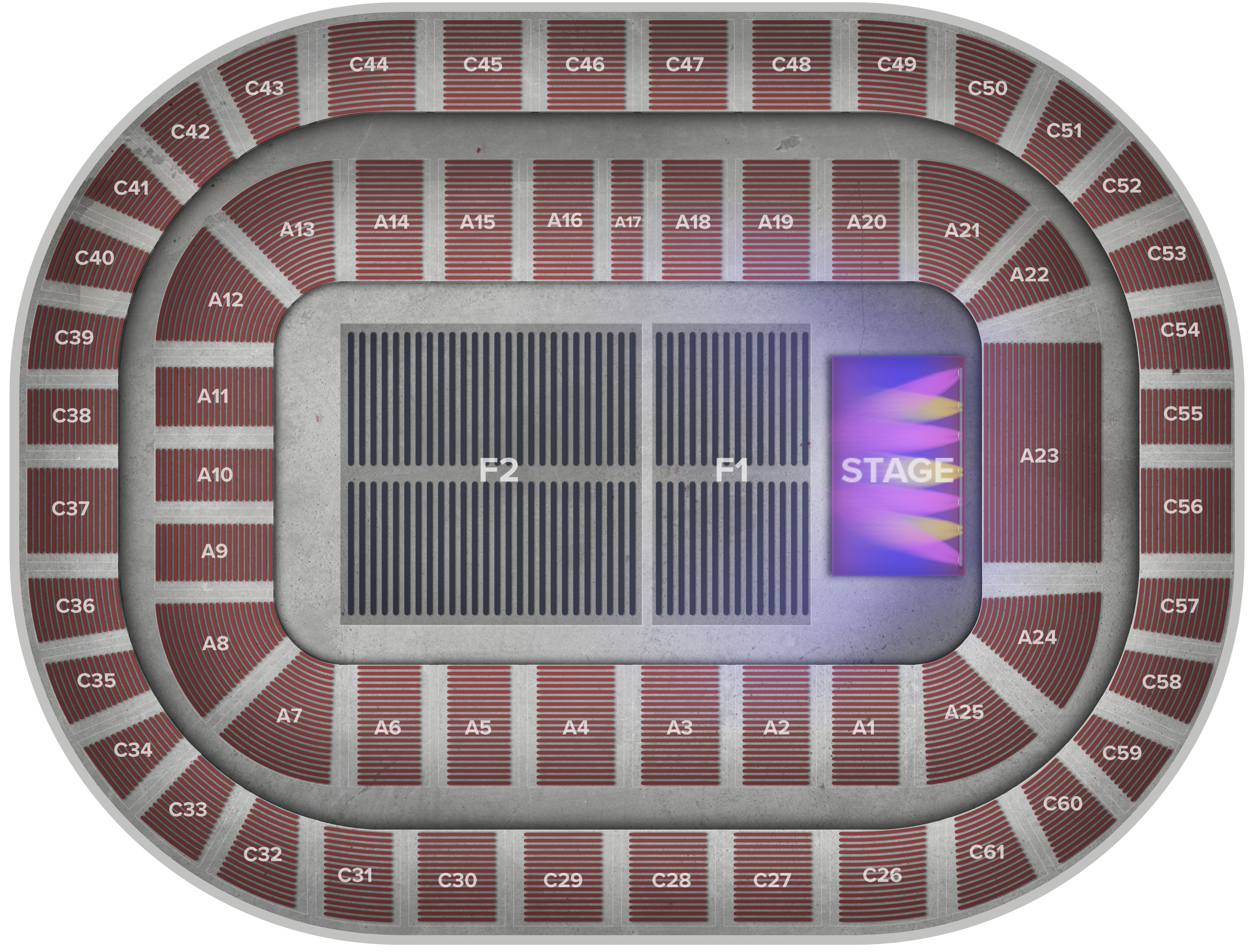 Ford Idaho Center Arena Tickets