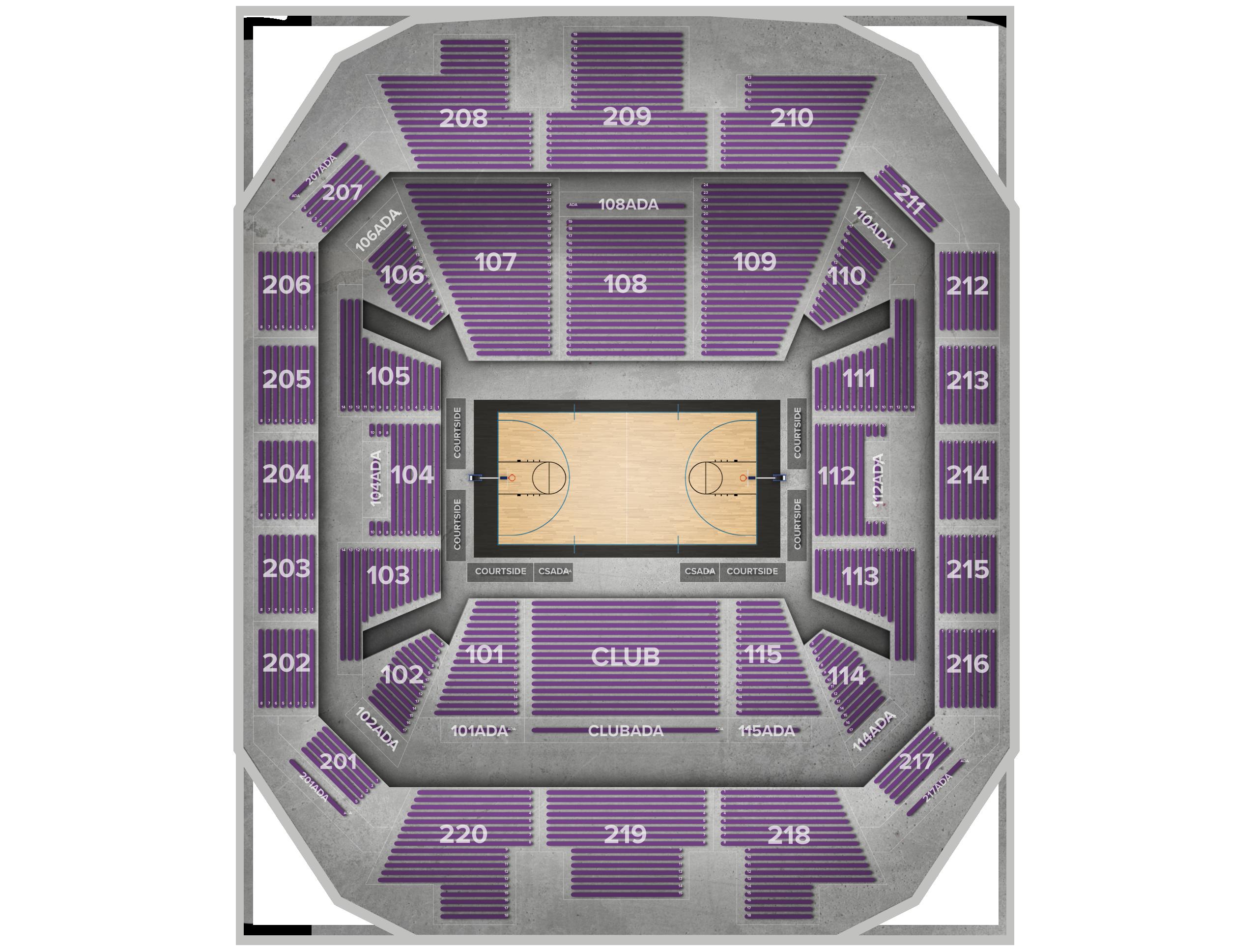 Welsh-Ryan Arena Tickets