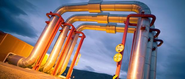 Industrial Petroleum Refienery