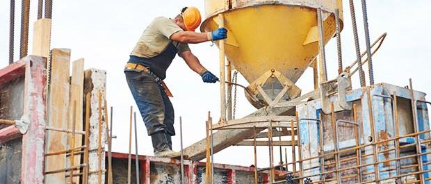 Civil Concrete Pouring