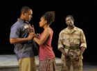 Production Photo 3: In the Red and Brown Water
